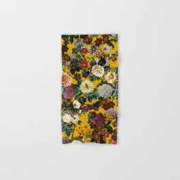 Exotic Garden V Hand & Bath Towel