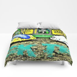 Canvey GraphiCal Comforters
