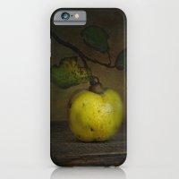 autumn fruit ( quince ) iPhone 6s Slim Case