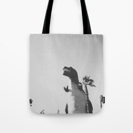 DINO / Cabazon Dinosaurs, California Tote Bag