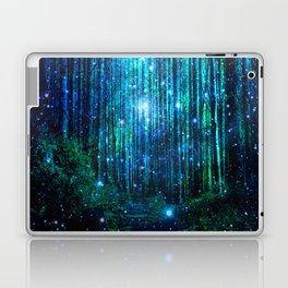 magical path Laptop & iPad Skin