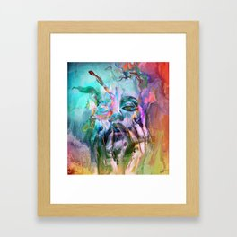 UnThinkable Framed Art Print