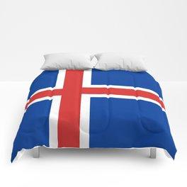 Flag: Iceland Comforters