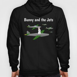 Bunny and the Jets Hoody