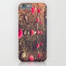 Sacred Floral Meditation in Nature iPhone 6s Slim Case