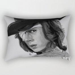 Carl of The Walking Dead Rectangular Pillow