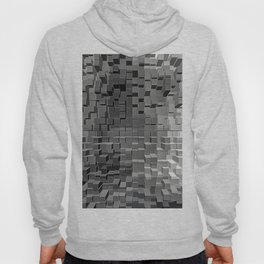Three Dimensional cubes Hoody
