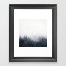 I Don't Give A Fog Framed Art Print