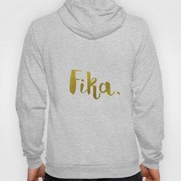 Golden fika Hoody