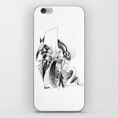 Mirror Las Vegas iPhone & iPod Skin