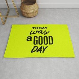 GOOD DAY Rug