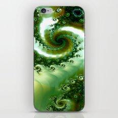 Amongst the seaweed iPhone & iPod Skin