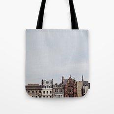 A Beautiful Day in Scotland Tote Bag