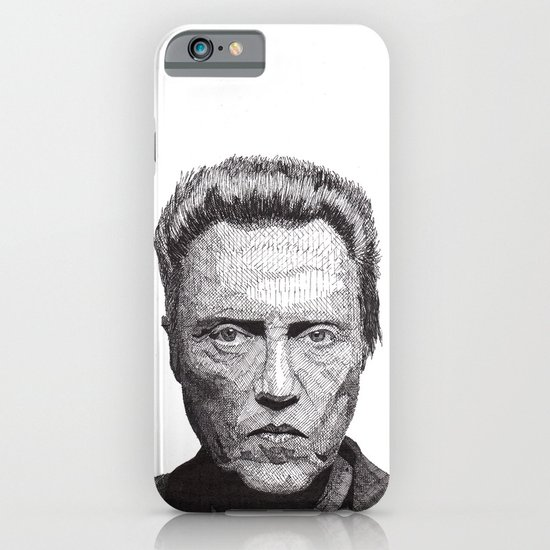 Christopher iPhone & iPod Case