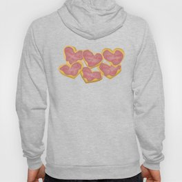 Independent donut hearts Hoody