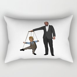 A marionette? Rectangular Pillow