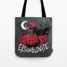 Exsanguinate! Tote Bag