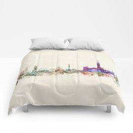 glasgow scotland Comforters
