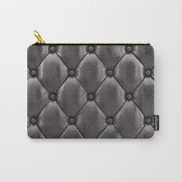 Black upholstery pattern Carry-All Pouch