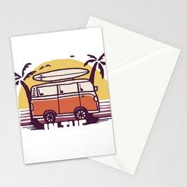 Funny Retro Vintage RV Owner Stationery Cards