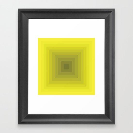 Colour Field v.4 Framed Art Print