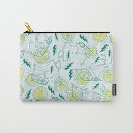 Vintage Bikes Carry-All Pouch