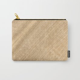 White Oak Wood Carry-All Pouch