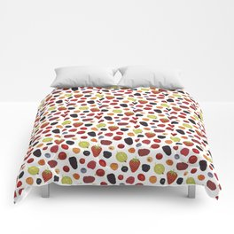 Culinary Berries Comforters