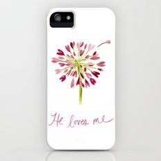 He Loves me! Slim Case iPhone (5, 5s)