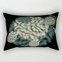 Thumbprint Snorlax Rectangular Pillow