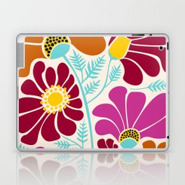 Autumn Floral Laptop & iPad Skin
