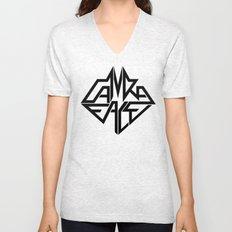 CamRaFace Logo for T-Shirts Unisex V-Neck