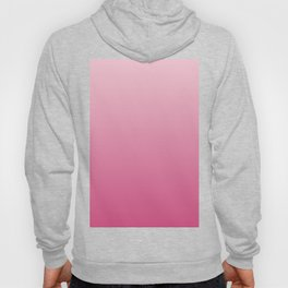 Ombre Pink Duotone Hoody
