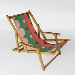 Rick Rack Garden Sling Chair