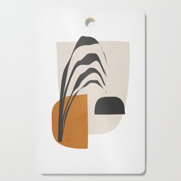 Abstract Shapes 3 Cutting Board