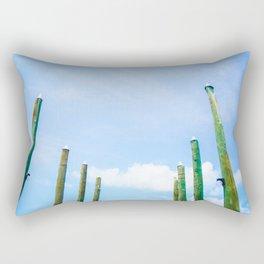 Malecon Rectangular Pillow