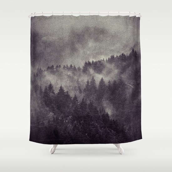 Excuse me, I'm lost Shower Curtain