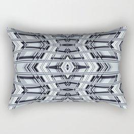 COMPASS POINT/NORTH SOUTH Rectangular Pillow
