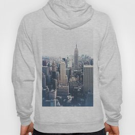 New York City and the Empire State Building Hoody