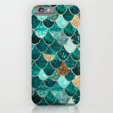 REALLY MERMAID Slim Case iPhone 6