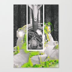 Dreams of an Astronaut Canvas Print