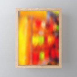 Luminous lanterns of Vietnam Framed Mini Art Print