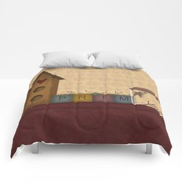 Primitives Comforters
