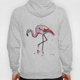 Cute flamingo Hoody