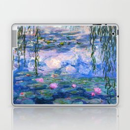 Water Lilies Monet Laptop & iPad Skin