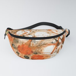Bouncing Atoms Fanny Pack