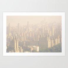 West Side Art Print