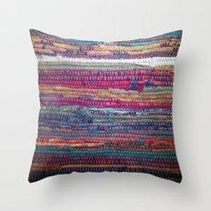 The Magic Carpet Throw Pillow