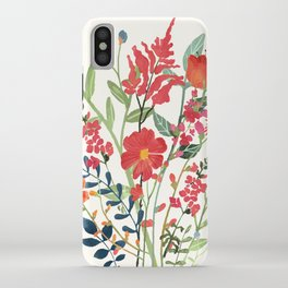 Beautiful Flowers iPhone Case