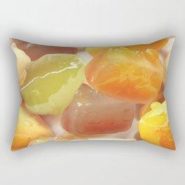 Taro Ball Rectangular Pillow